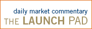 Daily Market Commentary: The Launch Pad