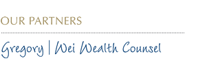 Gregory | Wei Wealth Counsel logo
