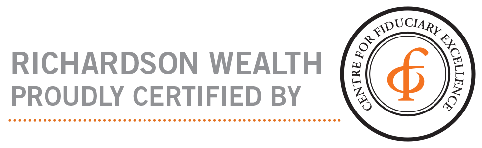 Richardson Wealth certified by Centre for Fiduciary Excellence