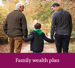 family wealth plan